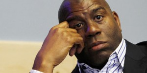 Magic Johnson blasts Russell after trade, Russell responds