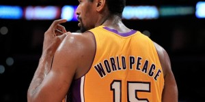 Metta World Peace: Right now, I am life coaching a lot of NBA people