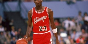 Michael Jordan - the NBA rookie season highlights (VIDEO)