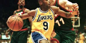 Nick Van Exel - NBA career highlights (VIDEO)