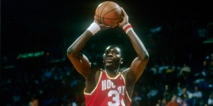 WATCH: Hakeem Olajuwon and his unstoppable moves