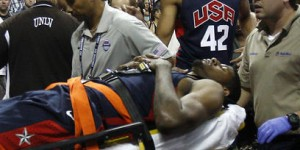 Miller, Van Exel, McGrady express support for injured Paul George