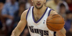 Peja Stojakovic's jersey to be retired by Sacramento Kings