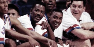 "Isiah Thomas reveals who could be ""Bad Boy"" on 80's Pistons"