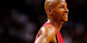 Kids at school receive new computer lab thanks to Ray Allen