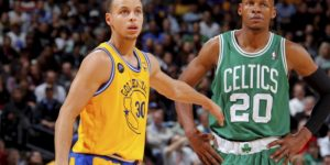 Ray Allen tells what separates Steph Curry from other great shooters