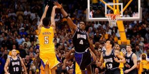 """Ball came to me and so did Chris Webber – but he was too late"""