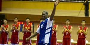 "After ""Happy Birthday"" singing, Rodman leads USA in game against N. Korea - VIDEO"