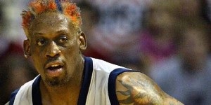 "Dennis Rodman says NBA has a ""new Dennis Rodman"""