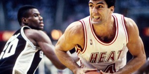 Rony Seikaly: There were nights when I couldn't even go to the bathroom