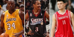 Yao, Shaq, Iverson & Webber - among nominees for Hall of Fame 2016