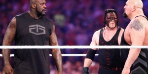 Shaq's big plans for next WrestleMania event