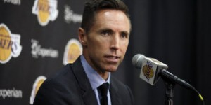 Steve Nash says he's ready to help LA Lakers with free agents