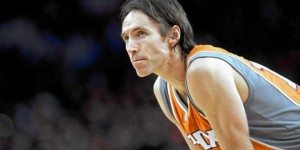Steve Nash: top plays for Phoenix Suns (VIDEO)