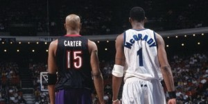 NBA cousins: Tracy McGrady & Vince Carter through the years