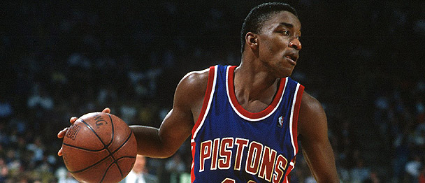Scoring, fighting and winning: Isiah Thomas NBA highlights