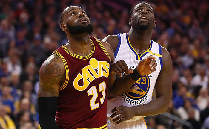 Modern NBA: over $40K per ticket & huge ratings