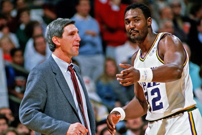 偉大的對手!Pippen致敬Sloan教練:我愛關於他的一切,最喜歡的教練之一!-黑特籃球-NBA新聞影音圖片分享社區